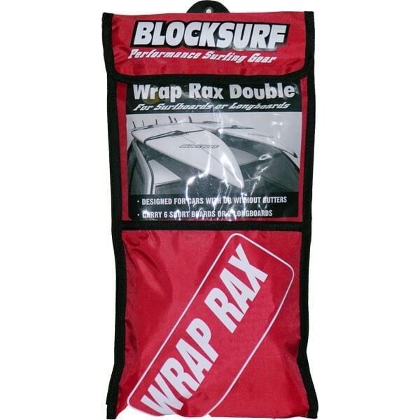 Blocksurf Wrap Rax Double Surfboard Rack
