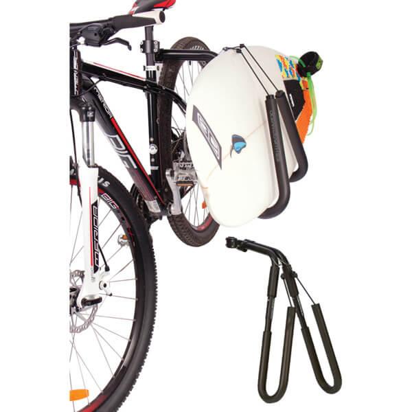 Ocean & Earth Side Loader Black Bike Rack