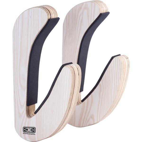 Ocean & Earth Shortboard Timber Natural Surfboard Display Rack
