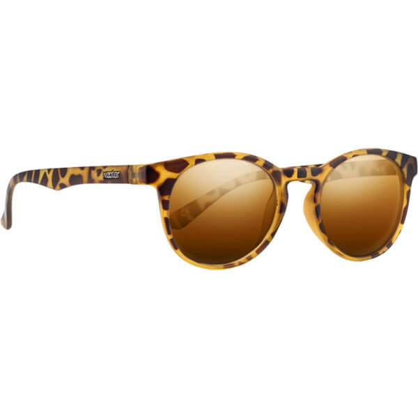 Nectar IPA Yellow Tortoise / Gold Polarized Sunglasses