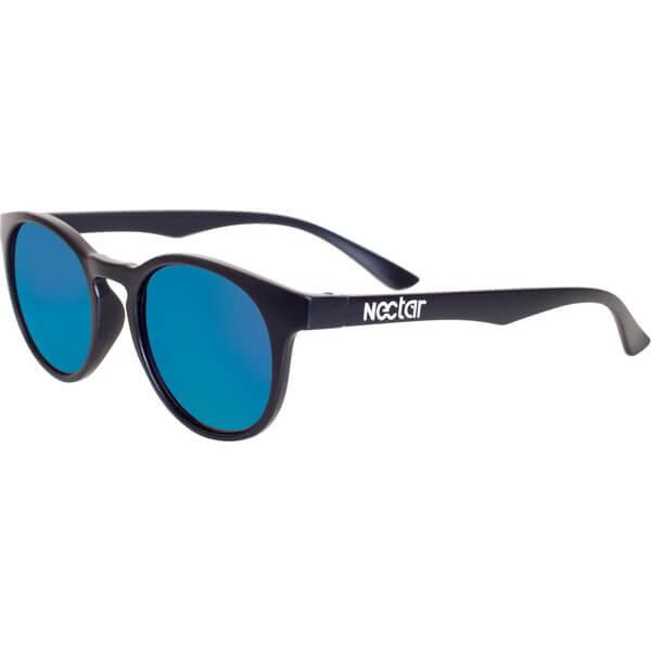 0011c1b8b97 Nectar Southside UV-400 Black   Blue Sunglasses - Warehouse Skateboards