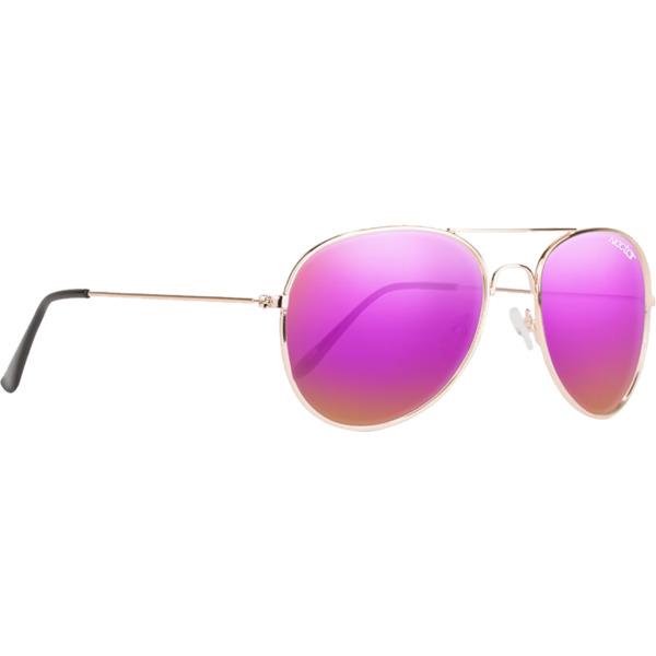 Nectar Maverick Rizz Gold / Pink / Orange Polarized Sunglasses