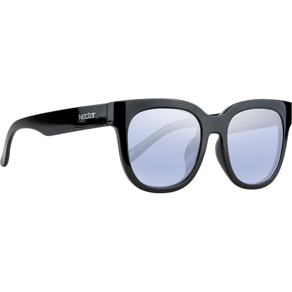 Nectar Bloom Black / Purple Polarized Sunglasses