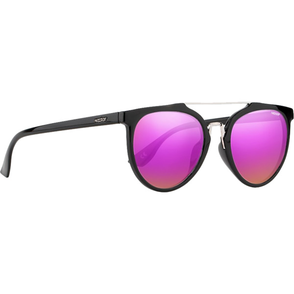 Nectar Remi Black / Pink Polarized Sunglasses