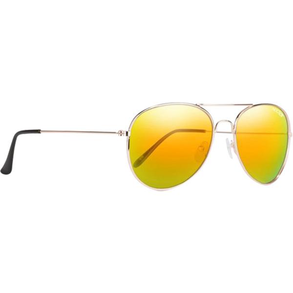 Nectar Maverick Gold / Green Polarized Sunglasses