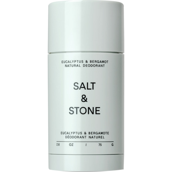 Salt & Stone Natural Eucalyptus + Bergamot Deodorant - 2.6 oz