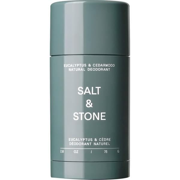 Salt & Stone Natural Eucalyptus + Cedarwood Deodorant - 2.6 oz