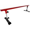 Freshpark Ramps 6 Foot Adjustable Height Skateboard Grind Rail