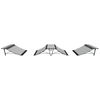 Freshpark Four (4) 4 Foot Quarter Pipe Skateboard Ramps