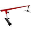 Freshpark Two (2) 6 Foot Adjustable Height Skateboard Grind Rail