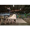 OC Ramps 4 Foot Wide Quarter Pipe Skateboard Ramp