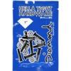 "Diamond Supply Co Hella Tight Phillips Black / Silver Skateboard Hardware Set - 1"""