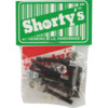 Shortys Skateboards Generic Hardware Black Skateboard Hardware Set - 1 1/4""