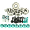 Andale Bearings Paul Rodriguez Swiss Diamond Swiss Skateboard Bearings