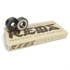 Bones Bearings - 8mm Bones Super REDS Ceramic Skateboard Bearings (8) Pack