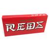 Bones Bearings - 8mm Bones Super REDS Skate Rated Skateboard Bearings (8) Pack