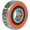 Bronson Speed Co 8mm G3 ABEC 7 Skateboard Bearings includes speeds washers & spacers