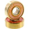 FKD Bearings Pat Duffy Pro Orange / Gold Skateboard Bearings