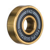FKD Bearings Pro Black / Gold Skateboard Bearings