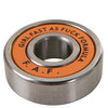 Girl Skateboards 8mm F.A.F Precision Silver / Orange Skateboard Bearings