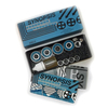 Synopsis Bearings 8mm Stainless ABEC 9 Skateboard Bearings