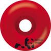 "Enjoi Skateboards Cartoon Panda Orange Complete Skateboard - 7.75"" x 31.45"""