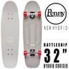 """Penny Skateboards Battleship 32 Cruiser Complete Skateboard - 8.5"""" x 32"""""""