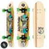 "Sector 9 Bamboo Van Bamboozler Cruiser Complete Skateboard - 8.62"" x 31.5"""