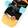"Sector 9 Roshambo Ninety Five Cruiser Complete Skateboard - 8.37"" x 30.5"""