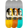 "Real Skateboards Ishod Wair Peace LTD Assorted Stains Skateboard Deck - 8.38"" x 32.25"""