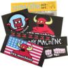 Toy Machine Skateboards Pack #2 Grip-Sticker