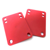 """Standard Red Riser Pads - Set of Two (2) - 1/8"""""""