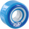 Acid Chemical Wheels Pods Conical Blue Skateboard Wheels - 55mm 86a (Set of 4)