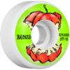 Bones Wheels Appleyard STF Apple V2 White Skateboard Wheels - 51mm 103a (Set of 4)