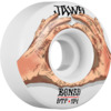 Bones Wheels Aaron Homoki Pro STF Portals White Skateboard Wheels - 54mm 103a (Set of 4)