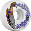 Bones Wheels Cody Lockwood Pro STF V3 Dragon White Skateboard Wheels - 52mm 83b (Set of 4)