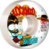 Bones Wheels Cody Lockwood STF V3 Experi-Mental White Skateboard Wheels - 52mm 103a (Set of 4)