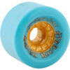 Cadillac Wheels High Roller Blue Skateboard Wheels - 70mm 79a (Set of 4)