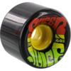 OJ Wheels Super Juice Jamaica Black / Rasta Skateboard Wheels - 60mm 78a (Set of 4)
