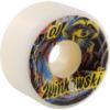OJ Wheels Erick Winkowski Trash Panda White Skateboard Wheels - 61mm 97a (Set of 4)