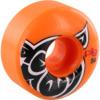 Pig Wheels Proline Pig Head Orange Skateboard Wheels - 54mm 101a (Set of 4)
