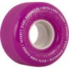 Ricta Wheels Clouds Purple Skateboard Wheels - 54mm 78a (Set of 4)