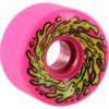 Santa Cruz Skateboards Slimeballs OG Slime Pink Skateboard Wheels - 60mm 78a (Set of 4)