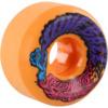 Santa Cruz Skateboards Vomits Mini Slime Balls Neon Orange Skateboard Wheels - 56mm 97a (Set of 4)