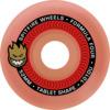 Spitfire Wheels Formula Four Tablet Aurora Red Skateboard Wheels - 52mm 101a (Set of 4)