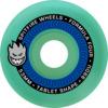 Spitfire Wheels Formula Four Tablet Ice Blue Skateboard Wheels - 54mm 99a (Set of 4)