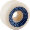 Spitfire Wheels O.G. Classics White / Blue Skateboard Wheels - 56mm 99a (Set of 4)