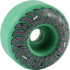 Spitfire Wheels Lance Mountain Formula Four Pro Classics Turquoise Skateboard Wheels - 54mm 99a (Set of 4)