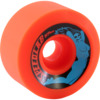 Speedlab Wheels Bombshells Special Edition Orange Skateboard Wheels - 57mm 99a (Set of 4)