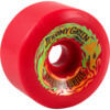 Speedlab Wheels Jeromy Green Pro Model Red Skateboard Wheels - 59mm 99a (Set of 4)